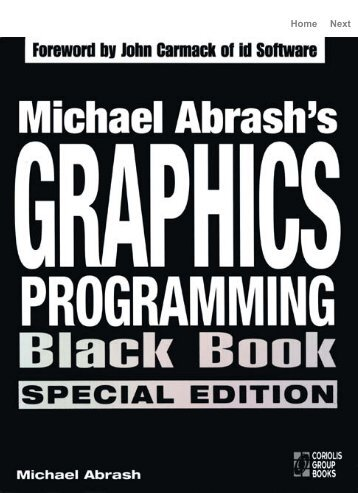 graphics programming black book michael abrash - Dvara.Net
