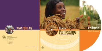 Jp 1572 Cover Imposed - CGIAR Library