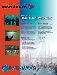 HEALTH AND WELLNESS - Employer Registry