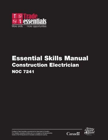 Construction Electrician - Employer Registry