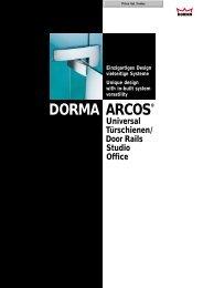DORMA ARCOS®