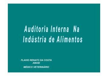 auditore - UFSM