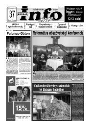 Falunap Gáton Református nőszövetségi konferencia - Kárpátinfo.net