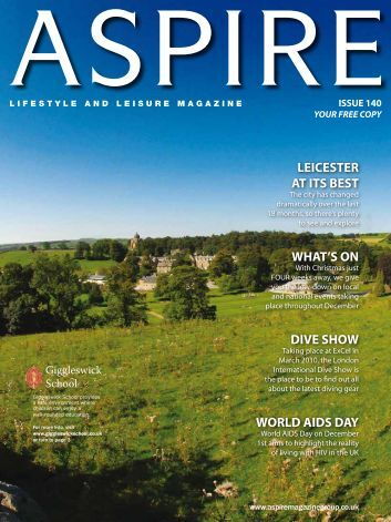 LEICESTER AT ITS BEST WHATS ON DIVE SHOW - Aspire Magazine