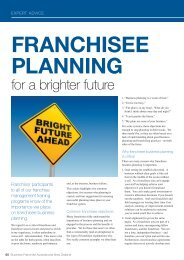 Callum Floyd, Franchize Consultants - Editorial.pdf - Business ...