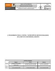 9. procedimiento para el control y supervisión de servicios ...