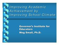 Promoting Alternative Thinking Strategies - PATHS - Center for ...