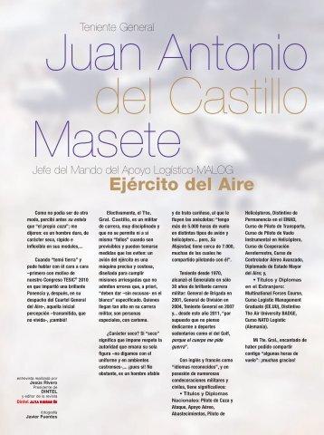 D. Juan Antonio del Castillo - Revista DINTEL Alta Dirección