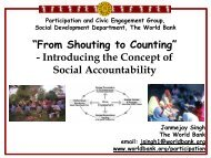 """""""From Shouting to Counting"""" - Introducing the Concept of ... - SASANet"""