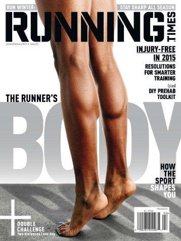 THE RUNNER'S
