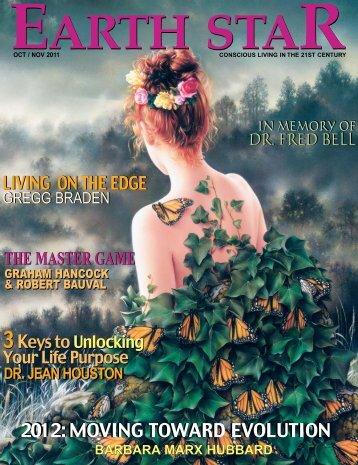 Issue #202 OCTOBER/NOVEMBER'11 - Earthstar