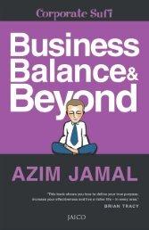 Business Balance & Beyond - Jaico Publishing House
