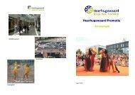 Lijst met toeristische informatie in Heerhugowaard (pdf, 559.4 Kb)
