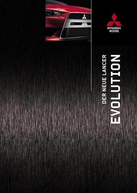 EVOLUTION - Mitsubishi