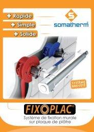 Brochure INFO FIXOPLAC - Somatherm