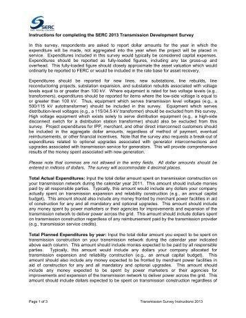 SERC Survey of Transmission Development Instructions 2013.pdf