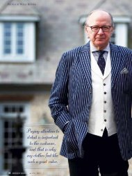 April 2012 - Crittenden Fine Gentlemen's Clothing