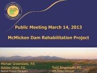 Public Meeting Presentation - Flood Control District of Maricopa ...