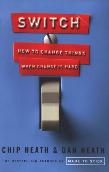 How+to+change+things+when+change+is+hard+