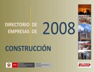 Razn Social - Ministerio de Vivienda, Construcción y Saneamiento