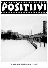 Positiivi 1 / 2010 - Suomen Kameraseurojen Liitto ry