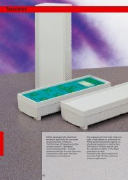 BOPLA Tastomat Product Sheet - Intex Connect