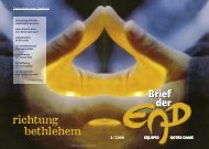 richtung bethlehem - Equipes Notre Dame