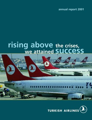 2001 Annual Report - Turkish Airlines