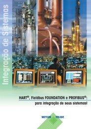 para integração de seus sistemas! - METTLER TOLEDO