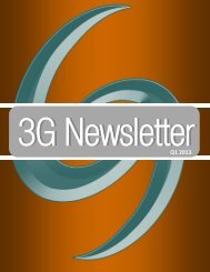 2013 Q1 Newsletter - Grievance Global Gaming
