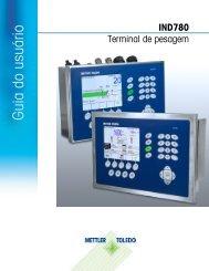Terminal IND780 - METTLER TOLEDO