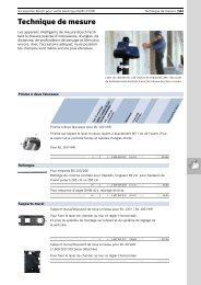 Caractérisation Mesure Et évaluation Des Indicateurs