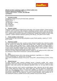 Oficiální pravidla a podmínky soutěže pro držitele bauMax karty ...