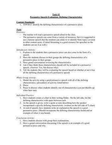 Persuasive essay evaluation