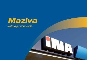 Maziva - Ina