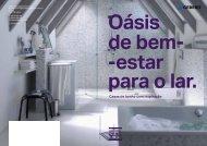 Casas de banho com inspiração