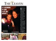 IT'S BEGINNING TO LOOK A LOT LIKE . . . ADVENT? - The Leaven