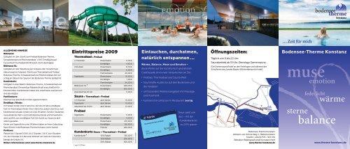 Balance Bodensee Therme Konstanz