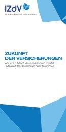 Initiative Zukunft der Versicherungen - Rheingold Salon