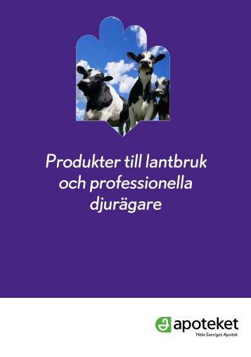 Produktkatalog (PDF) - Apoteket