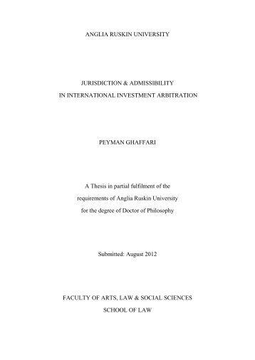 Phd thesis pdf