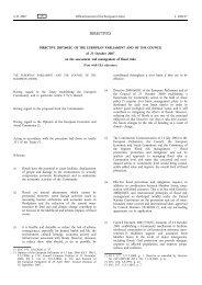 Directive 2007/60/EC - EUR-Lex