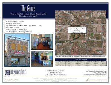 The Grove - NewMarket Advisors