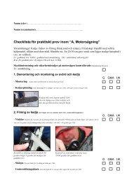 Checklista A uppdaterad 20061103.pmd