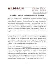 Download PDF - Wild Brain