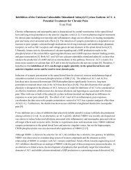 Abstract - Department of Medicinal Chemistry and Molecular ...