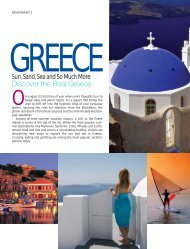 Discover the Real Greece - Forbes Special Sections