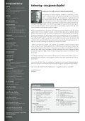 Prosjektledelse, Nr. 2 - 2005 - Norsk senter for prosjektledelse - NTNU - Page 3