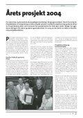 Prosjektledelse, Nr. 2 - 2005 - Norsk senter for prosjektledelse - NTNU - Page 7