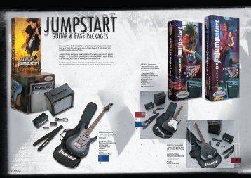 GRX40J Jumpstart - 2B musique